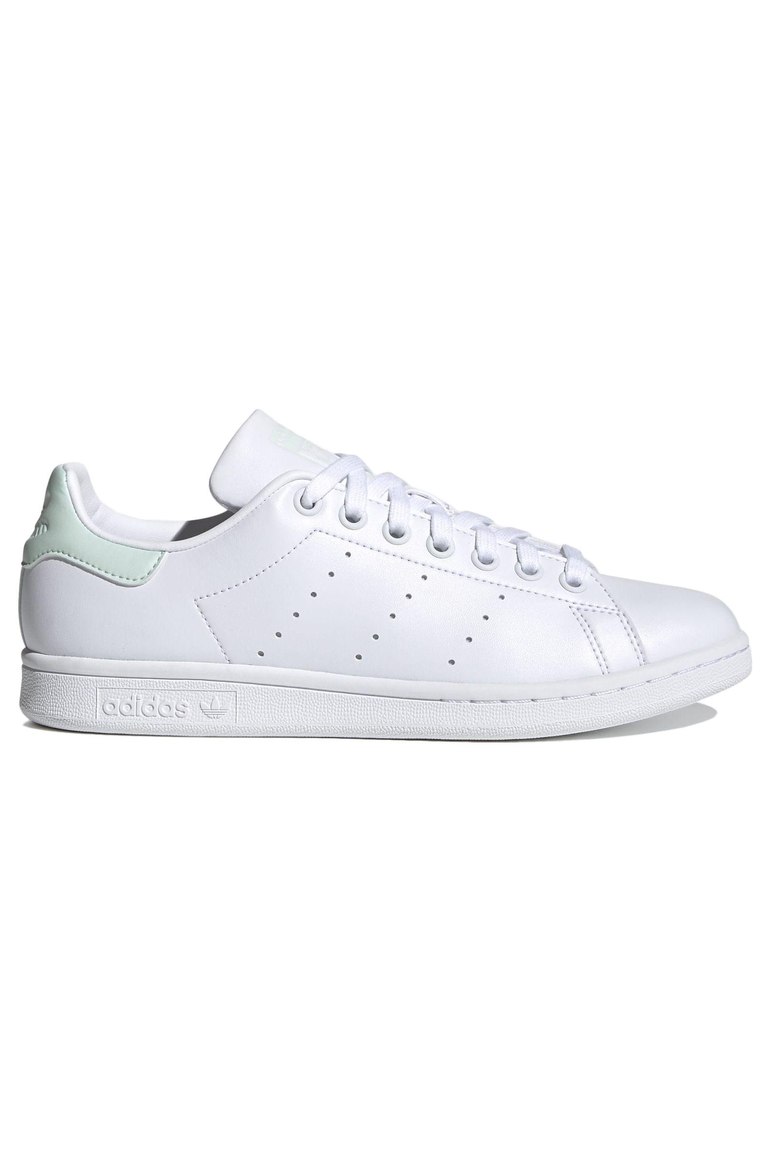 Tenis Adidas STAN SMITH W Ftwr White/Dash Green/Core Black