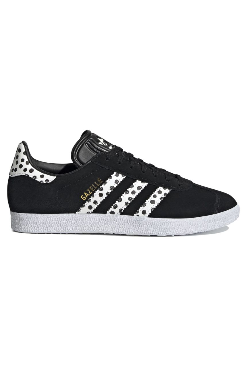 Tenis Adidas GAZELLE W Core Black/Core White/Ftwr White