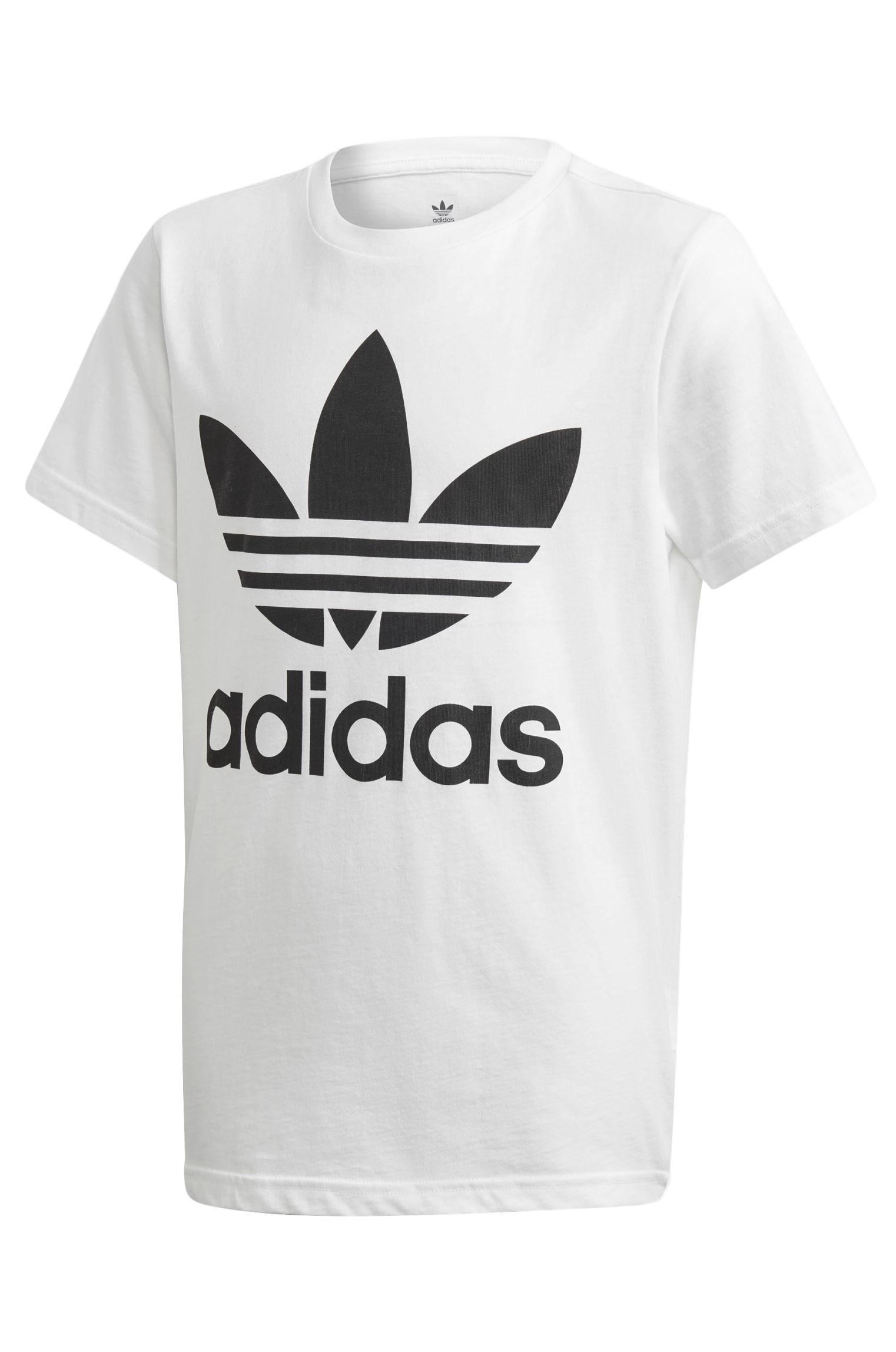 T-Shirt Adidas TREFOIL TEE White/Black