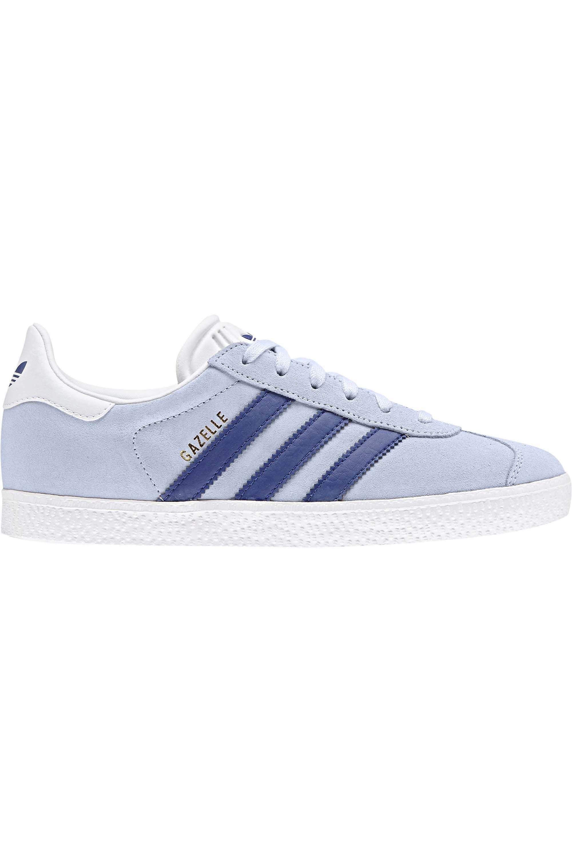 Tenis Adidas GAZELLE Aero Blue S18Ftwr WhiteFtwr White