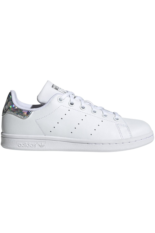 Tenis Adidas STAN SMITH Ftwr WhiteMetallic Silver SldFtwr