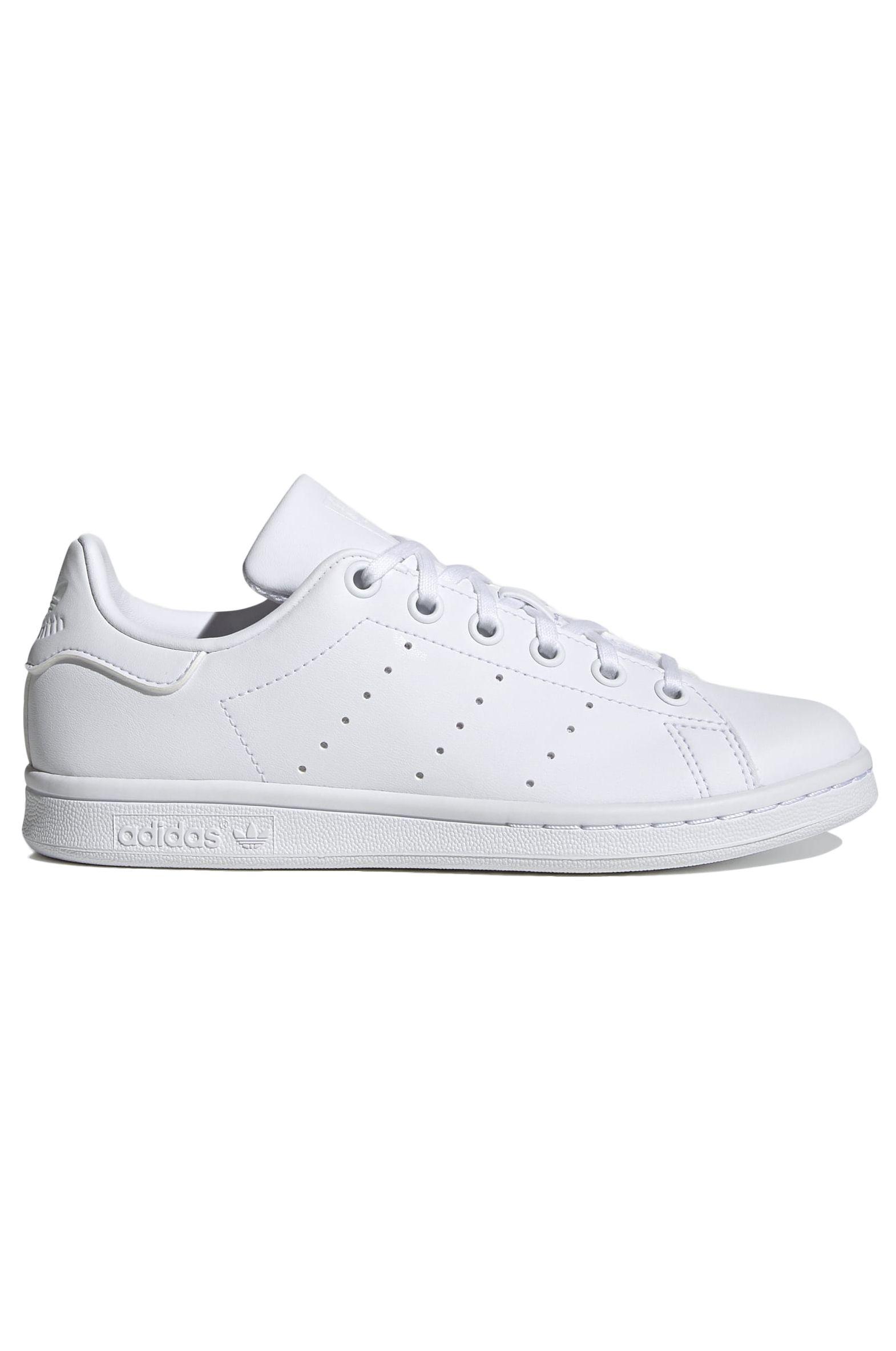 Adidas Shoes STAN SMITH J Ftwr White/Ftwr White/Ftwr White
