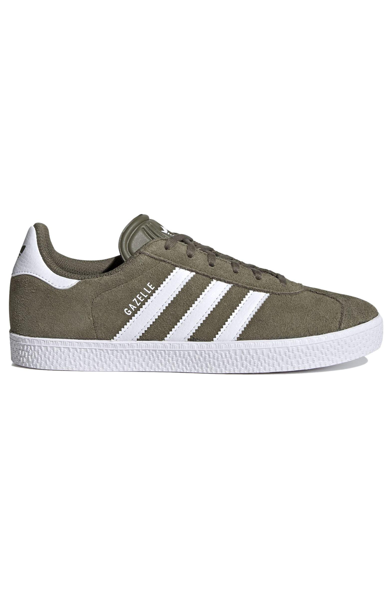 Adidas Shoes GAZELLE J Rawkhaki