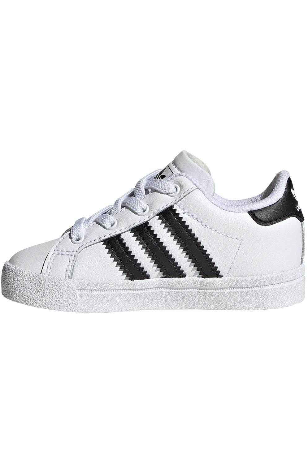 Tenis Adidas COAST STAR EL Ftwr White/Core Black/Ftwr White
