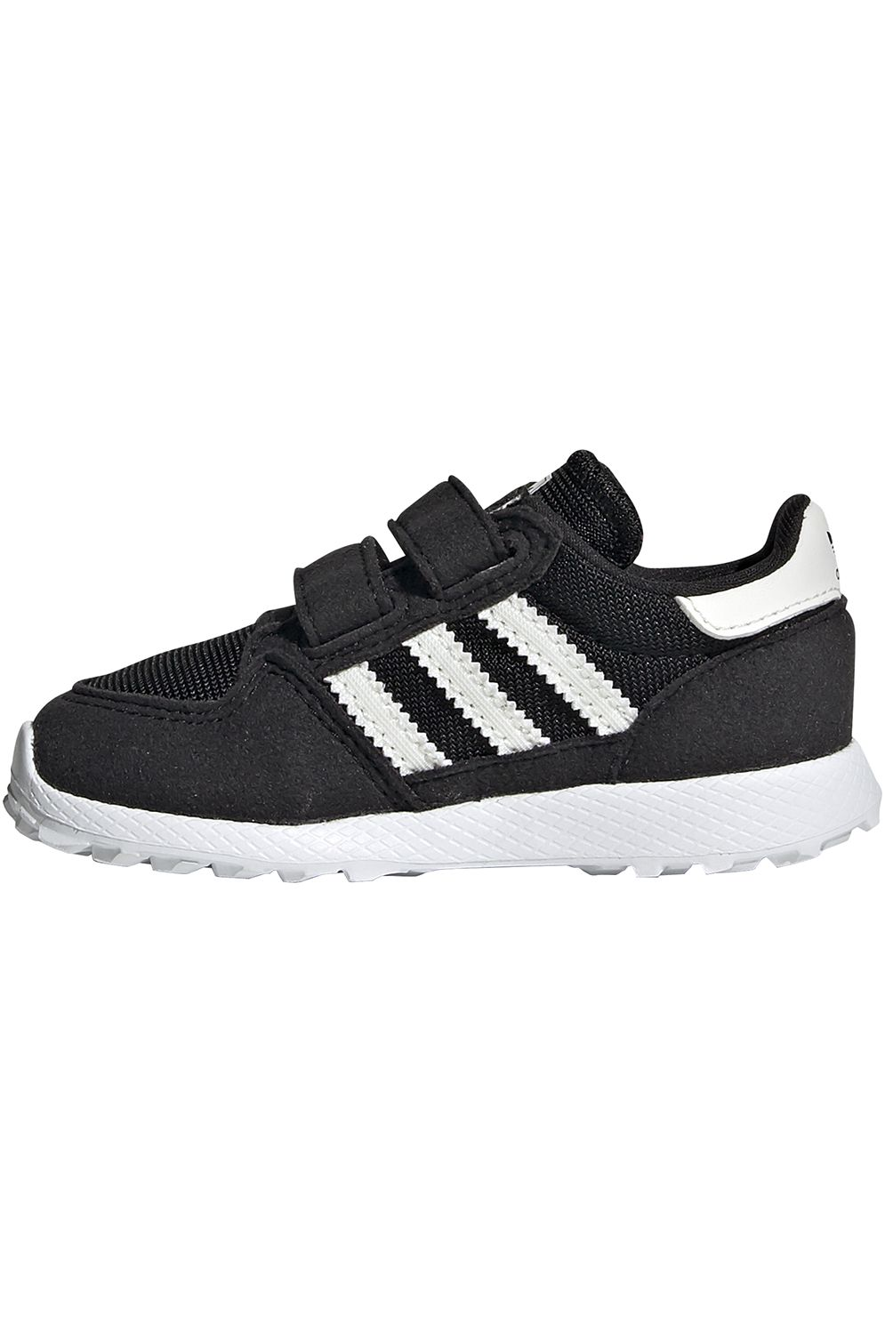 Tenis Adidas FOREST GROVE CF Core Black/Cloud White/Chalk White