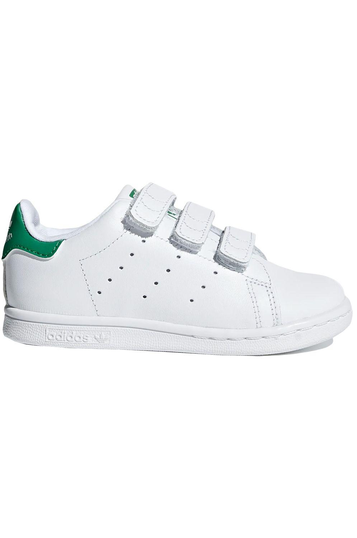 Tenis Adidas STAN SMITH CF I Ftwr White/Ftwr White/Green