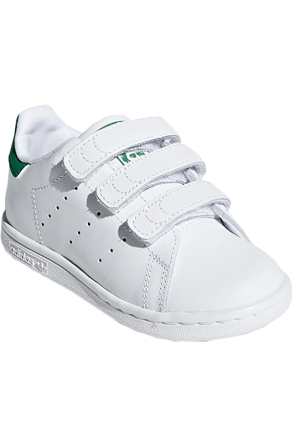 Tenis Adidas STAN SMITH CF I Ftwr White/Ftwr White/Green