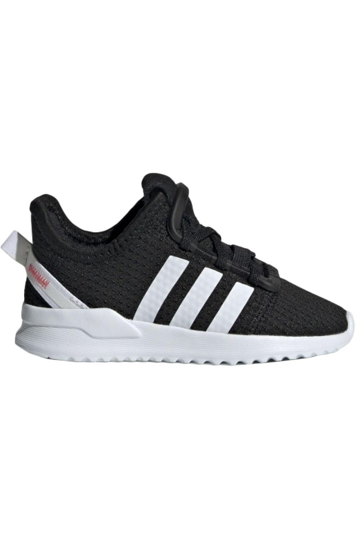 Tenis Adidas U_PATH RUN I Core Black/Ftwr White/Shock Red