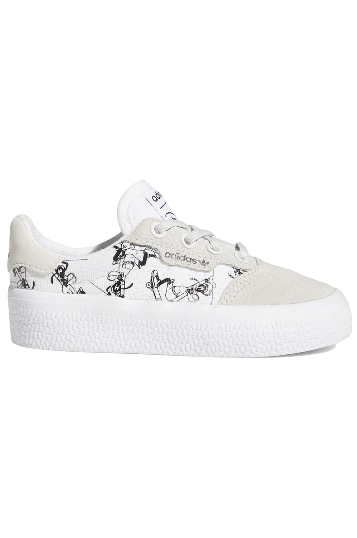 Adidas Shoes 3MC I X DISNEY SPORT GOOFY Crystal White/Ftwr White/Core Black
