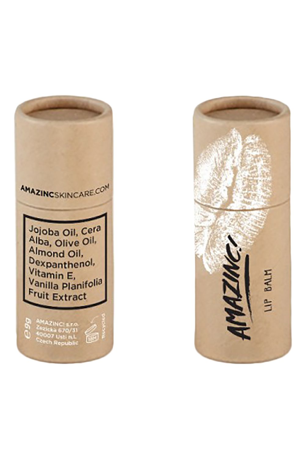 Amazinc Sunscreen LIP BALM Assorted