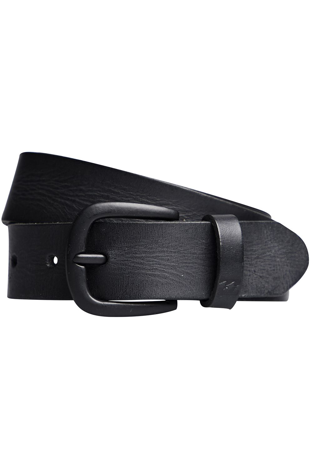 Billabong Leather Belt ALL DAY LEATHER Black