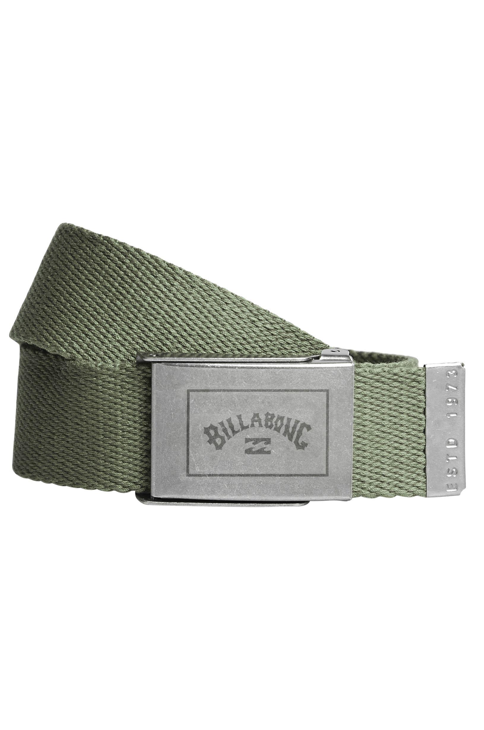 Billabong Belt SERGEANT BELT Military