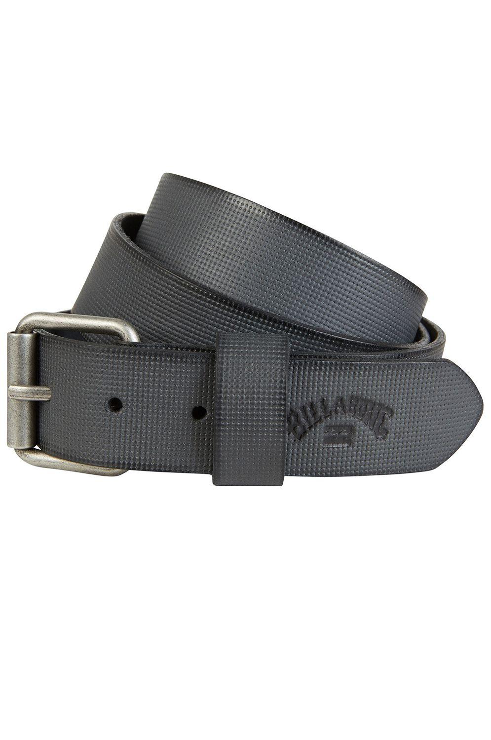 Billabong Leather Belt DAILY Black