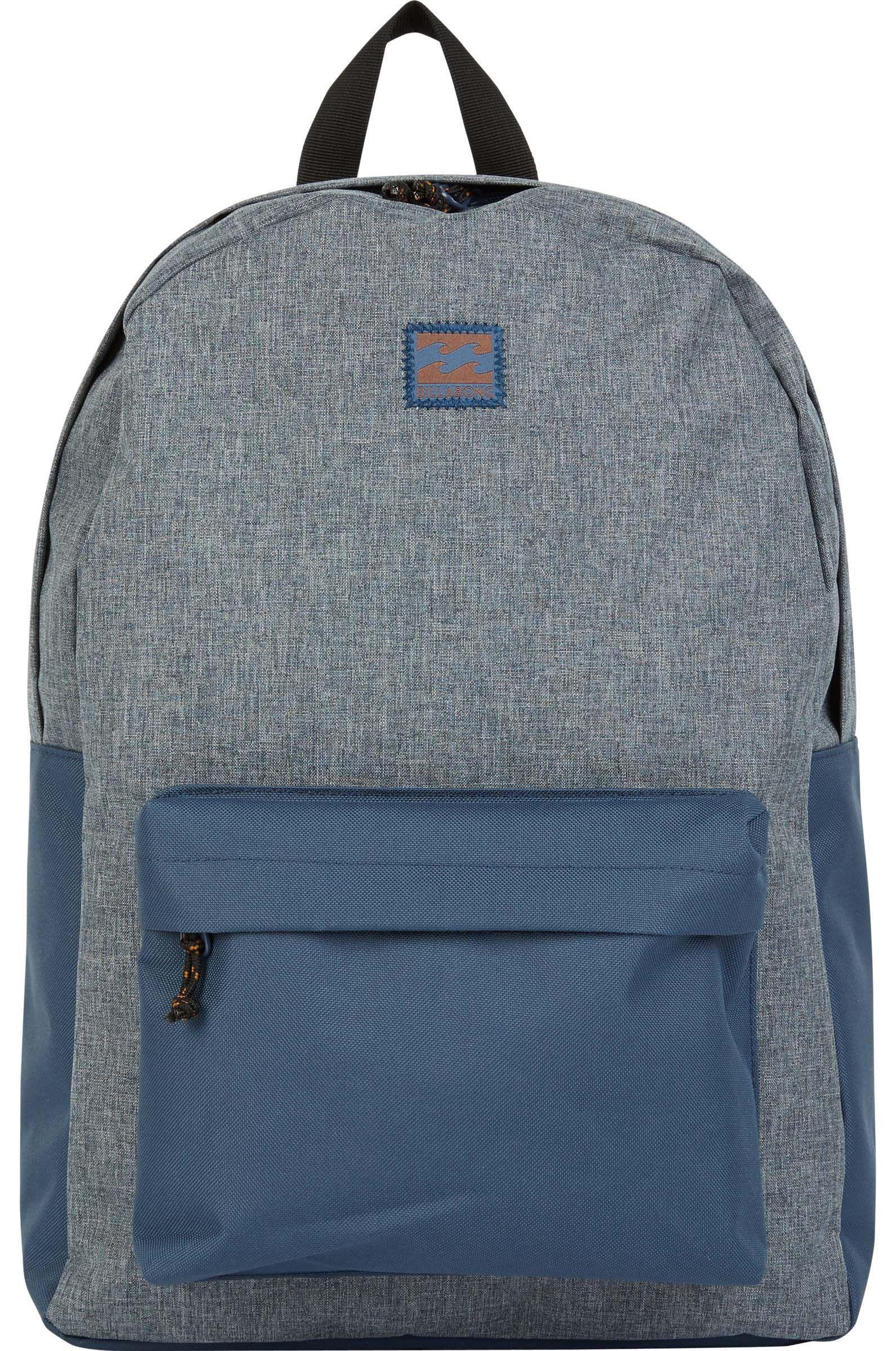 Billabong Backpack ALL DAY Dark Slate Htr