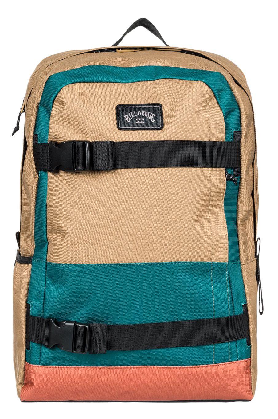 Billabong Backpack COMMAND SKATE Deep Red