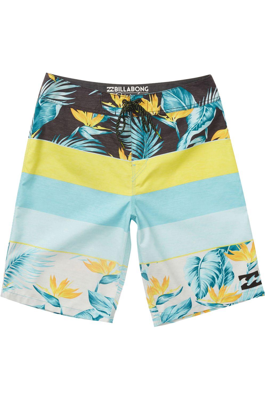 Boardshorts Billabong PARADISE OG18 Lime