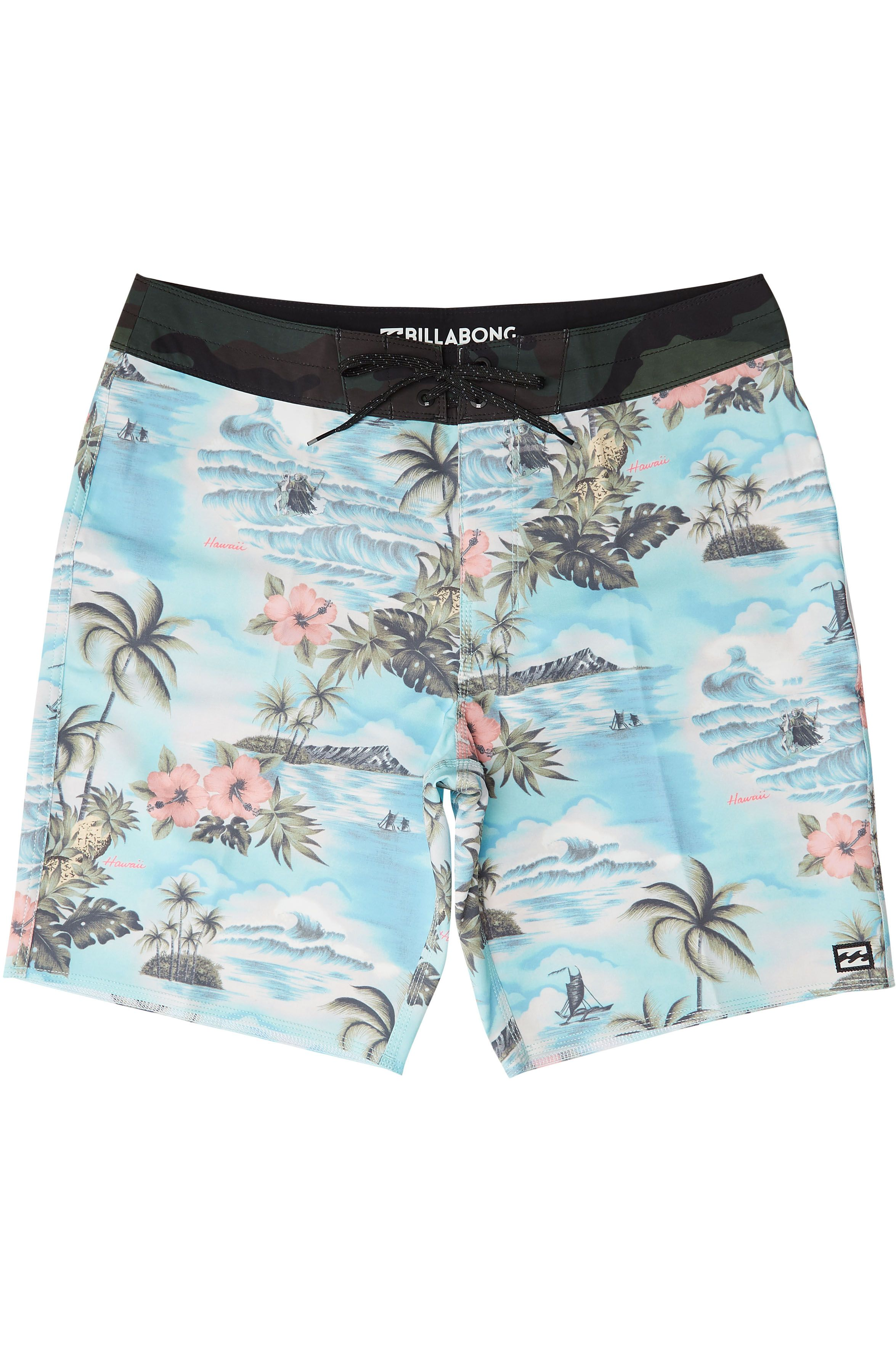 Billabong Boardshorts SUNDAYS AIRLITE Mint
