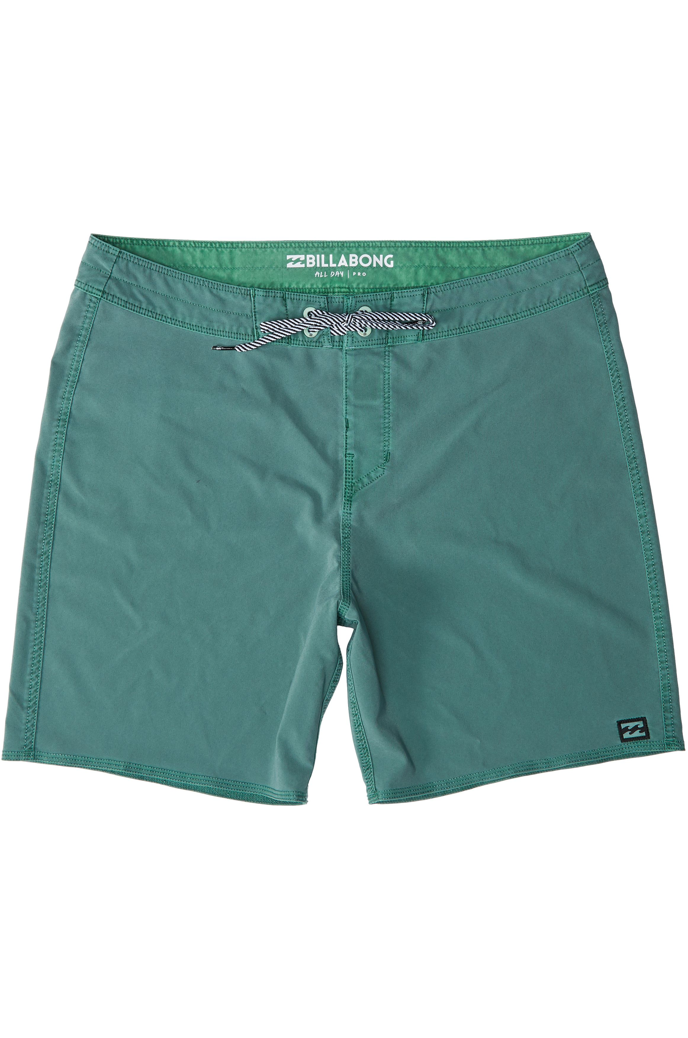 Boardshorts Billabong ALL DAY OVD PRO Dust Green