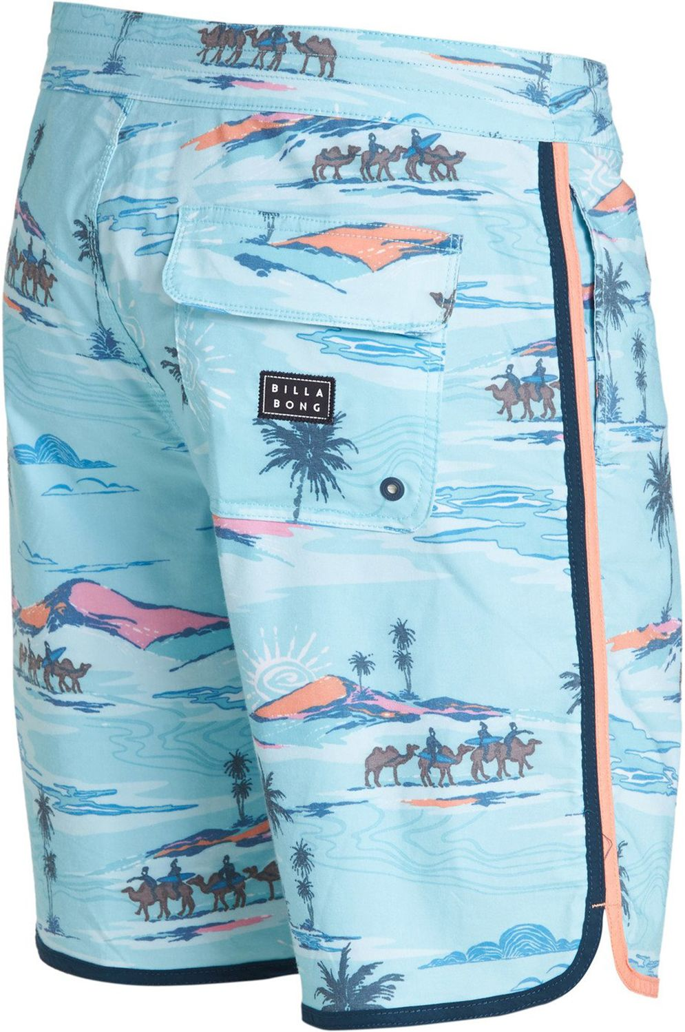 Boardshorts Billabong 73 LINEUP LT Coastal