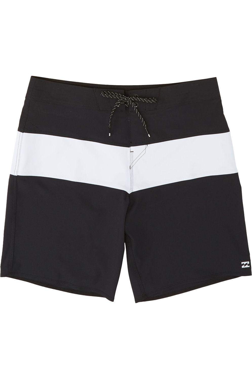 Boardshorts Billabong TRIBONG PRO SOLID Black
