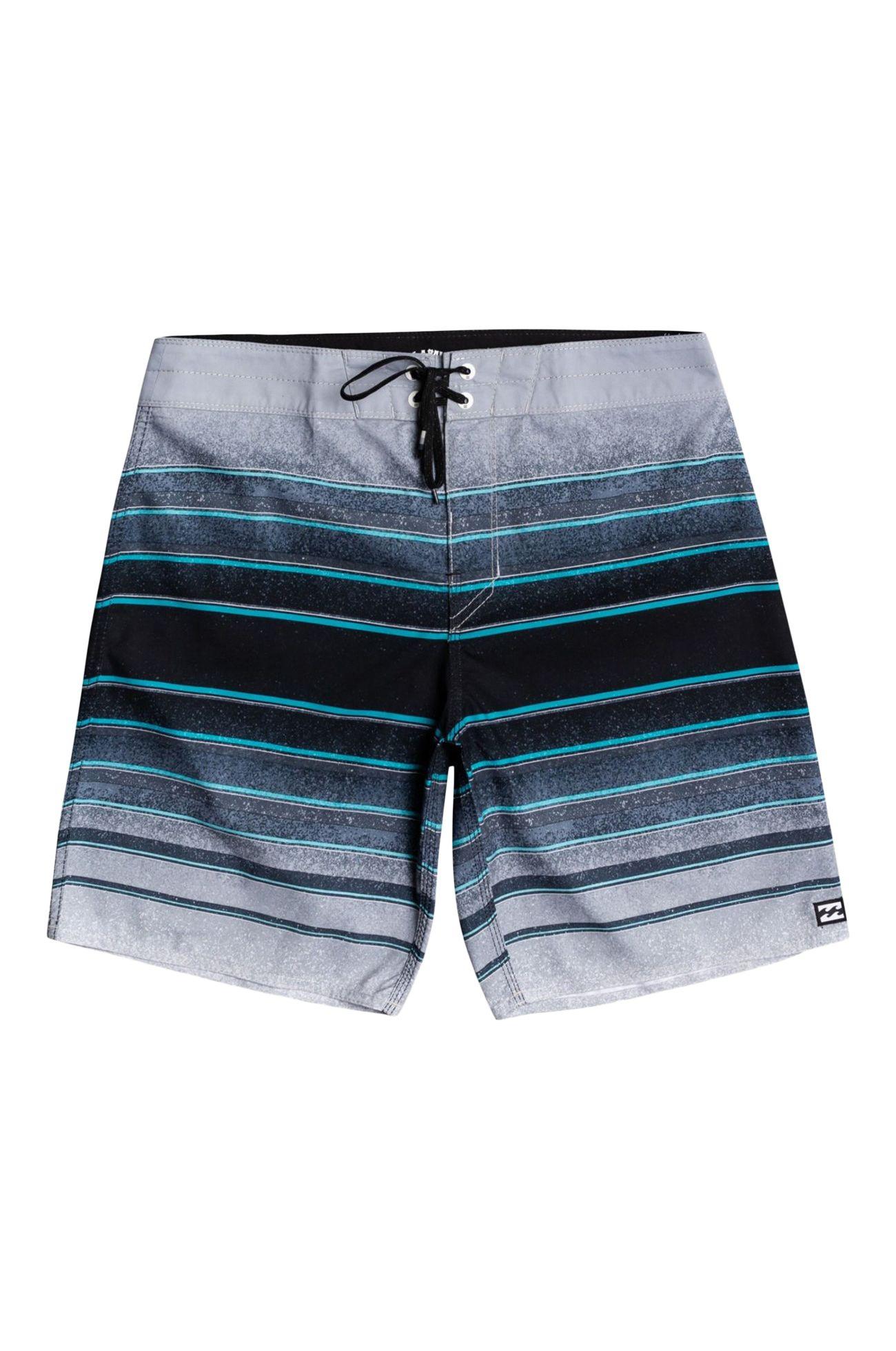 Boardshorts Billabong ALL DAY STRIPES OG Grey