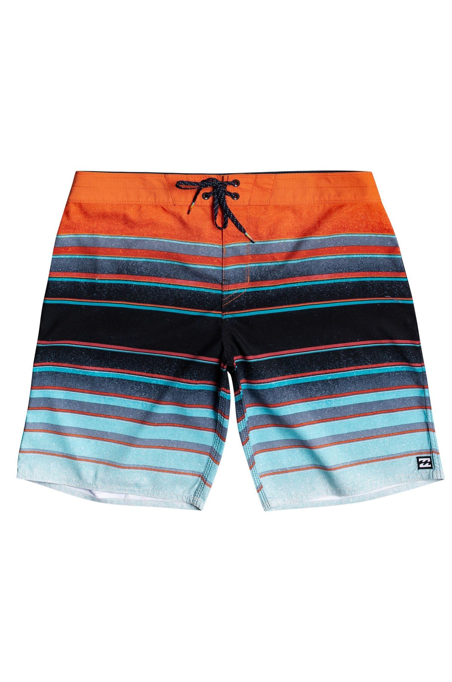 Boardshorts Billabong ALL DAY STRIPES OG Aqua