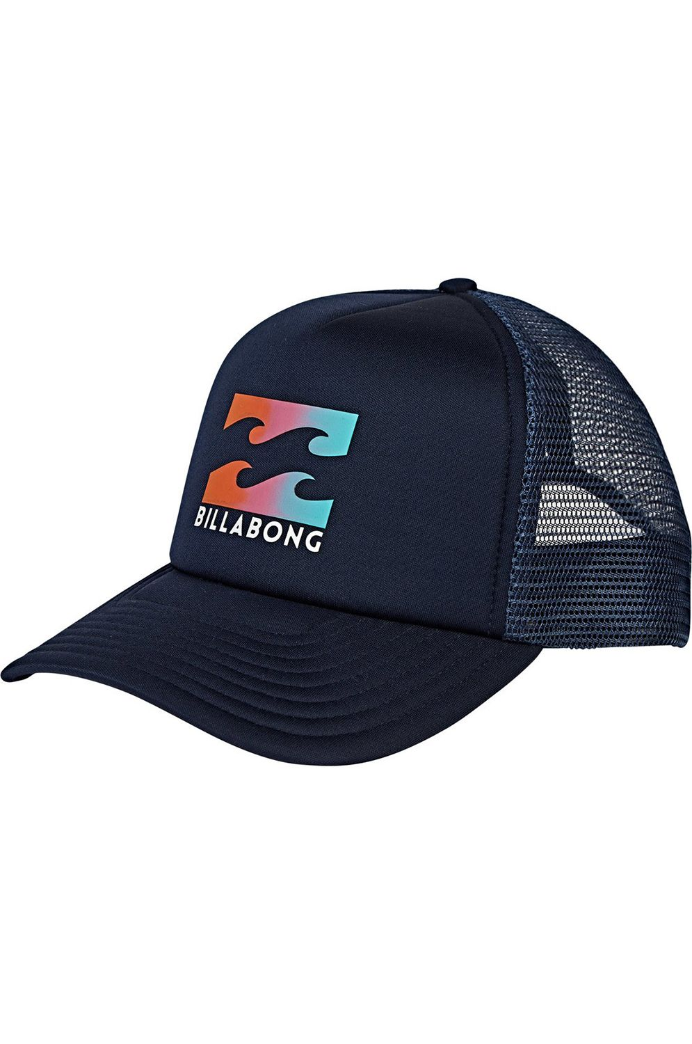 Billabong Cap   PODIUM TRUCKER Navy Coral