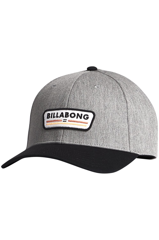 Bone Billabong WALLED SNAPBACK Hthr Grey/Black