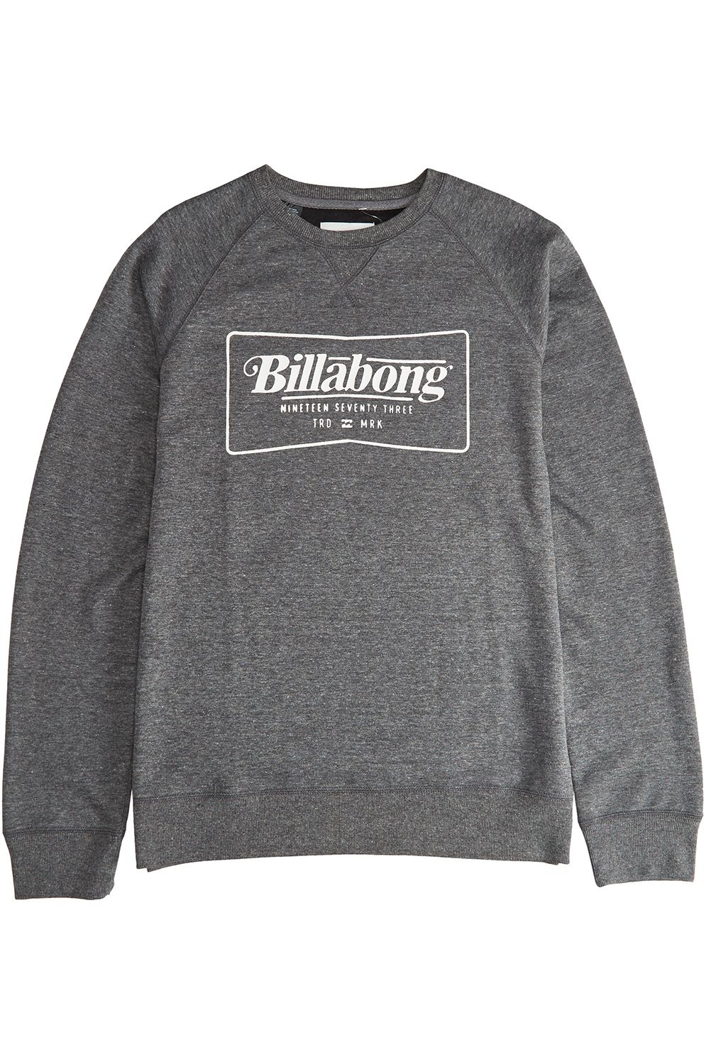 Sweat Basica Billabong TRD MARK Black