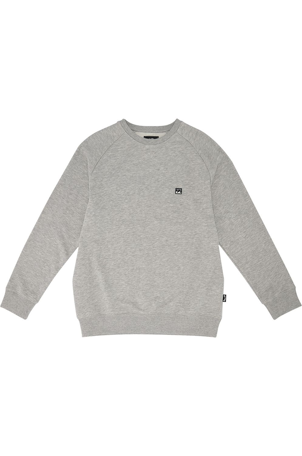 Billabong Crew Sweat ORIGINAL Grey Heather