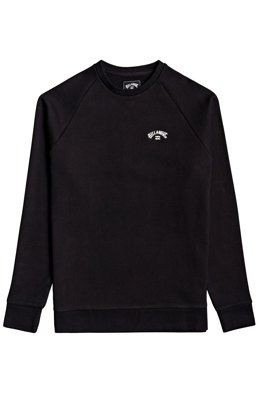 Sweat Basica Billabong ORIGINAL ARCH CREW Black