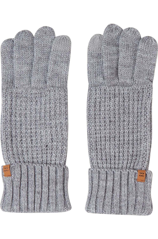 Billabong Gloves BROOKLYN Grey Heather