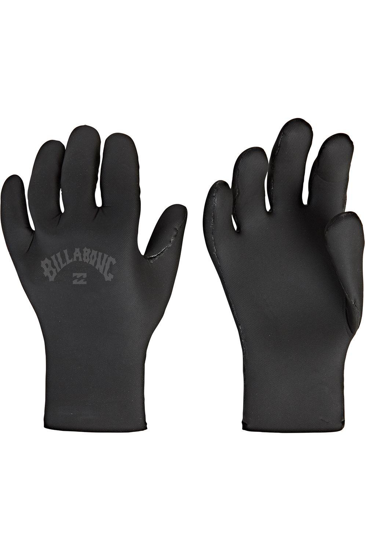 Billabong Neoprene Gloves 2MM ABSO 5 FINGER Black
