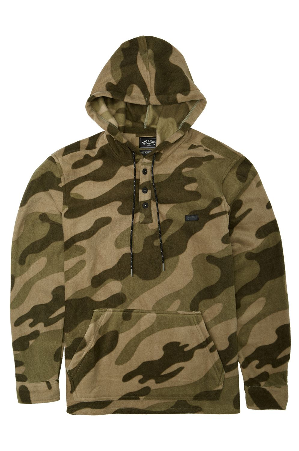 Billabong Shirt FURNACE ANORAK ADVENTURE DIVISION Camo