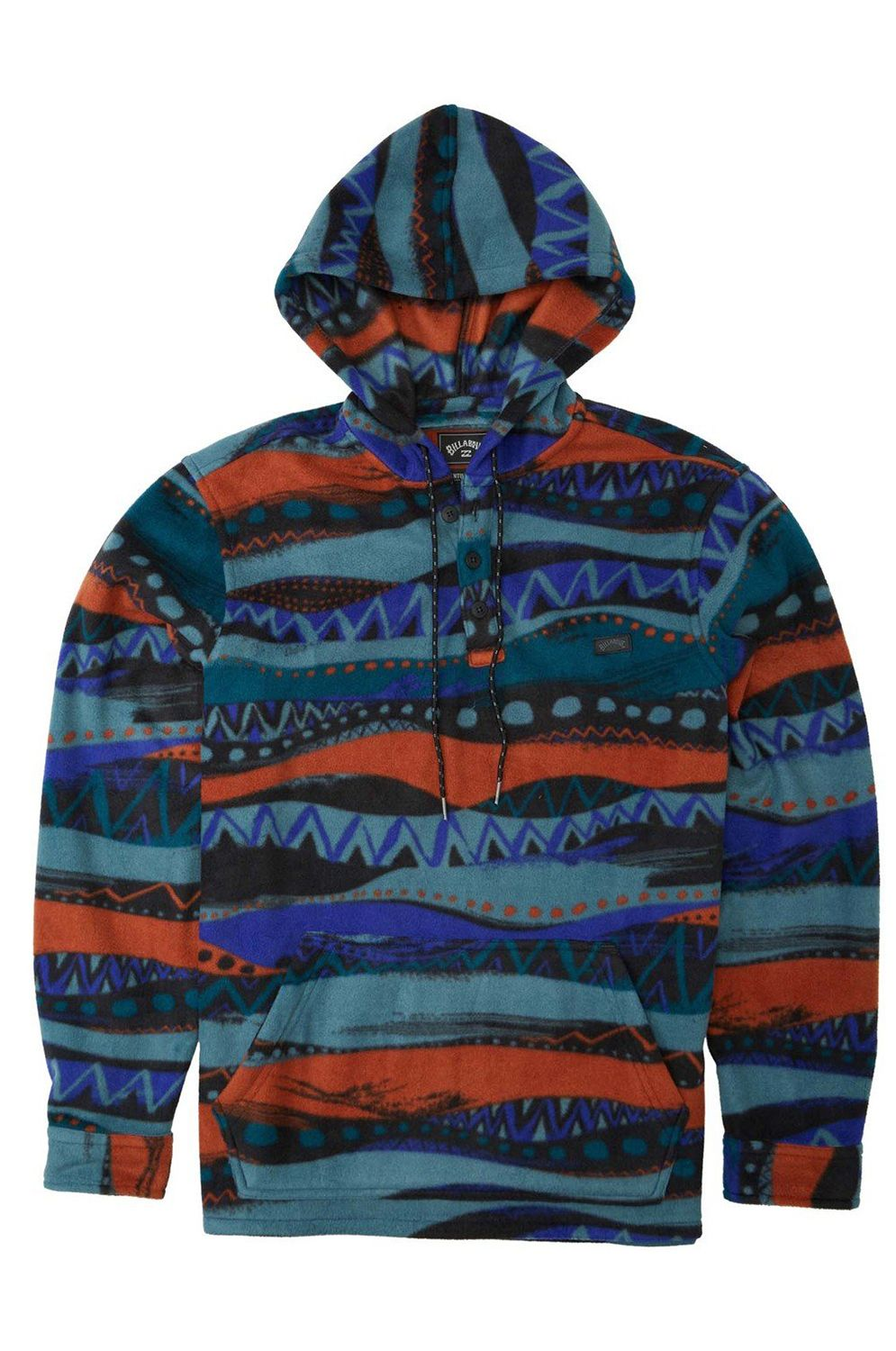 Billabong Shirt FURNACE ANORAK ADVENTURE DIVISION Multi