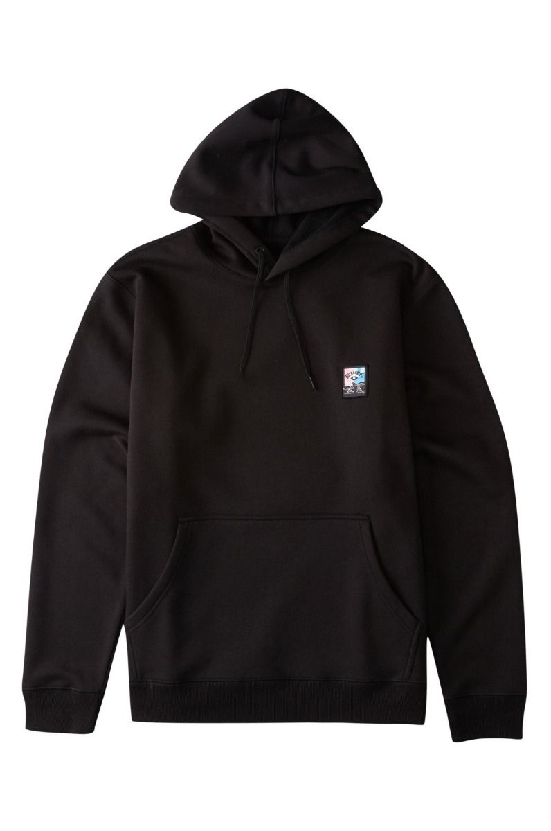 Sweat Capuz Billabong EYESOLATION PULLOVER ADVENTURE DIVISION Black