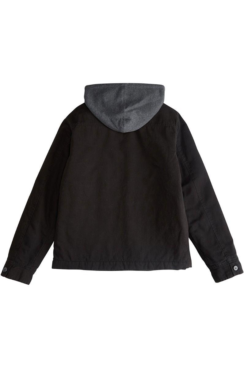 Blusão Billabong BARLOW TWILL SURFPLUS COLLECTION Black