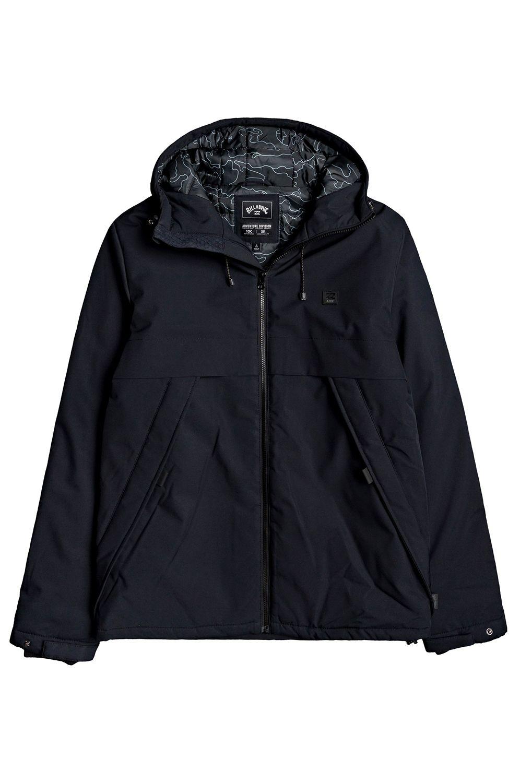 Billabong Jacket TRANSPORT STRETCH 10 ADVENTURE DIVISION Black