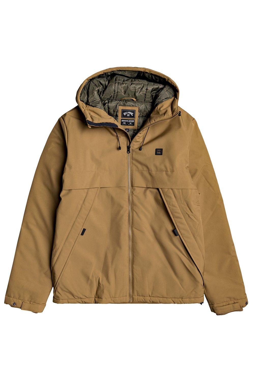Billabong Jacket TRANSPORT STRETCH 10 ADVENTURE DIVISION Clay