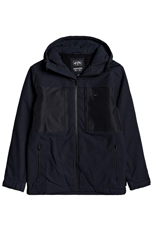 Billabong Jacket CLIFF STRETCH 10K JA ADVENTURE DIVISION Black