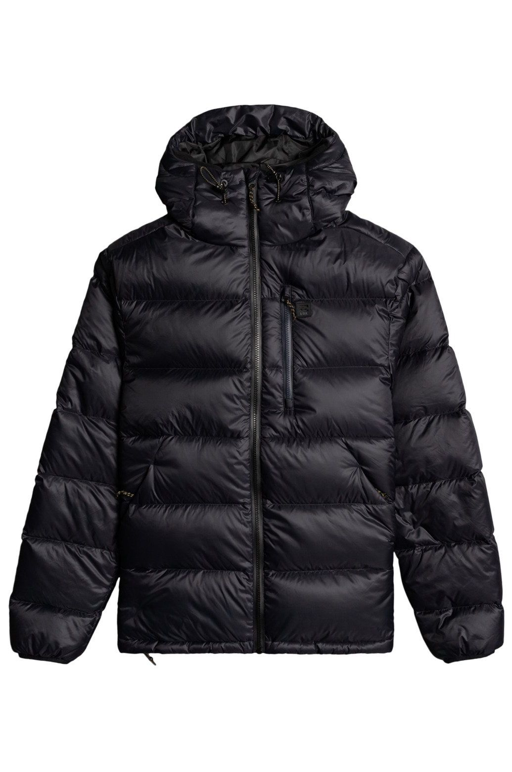 Billabong Jacket BROADPEAK PUFFER ADVENTURE DIVISION Black