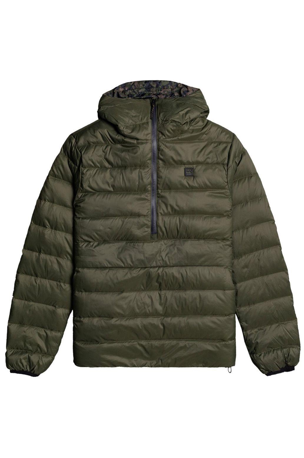 Billabong Jacket BROADPEAK PO ADVENTURE DIVISION Dark Olive