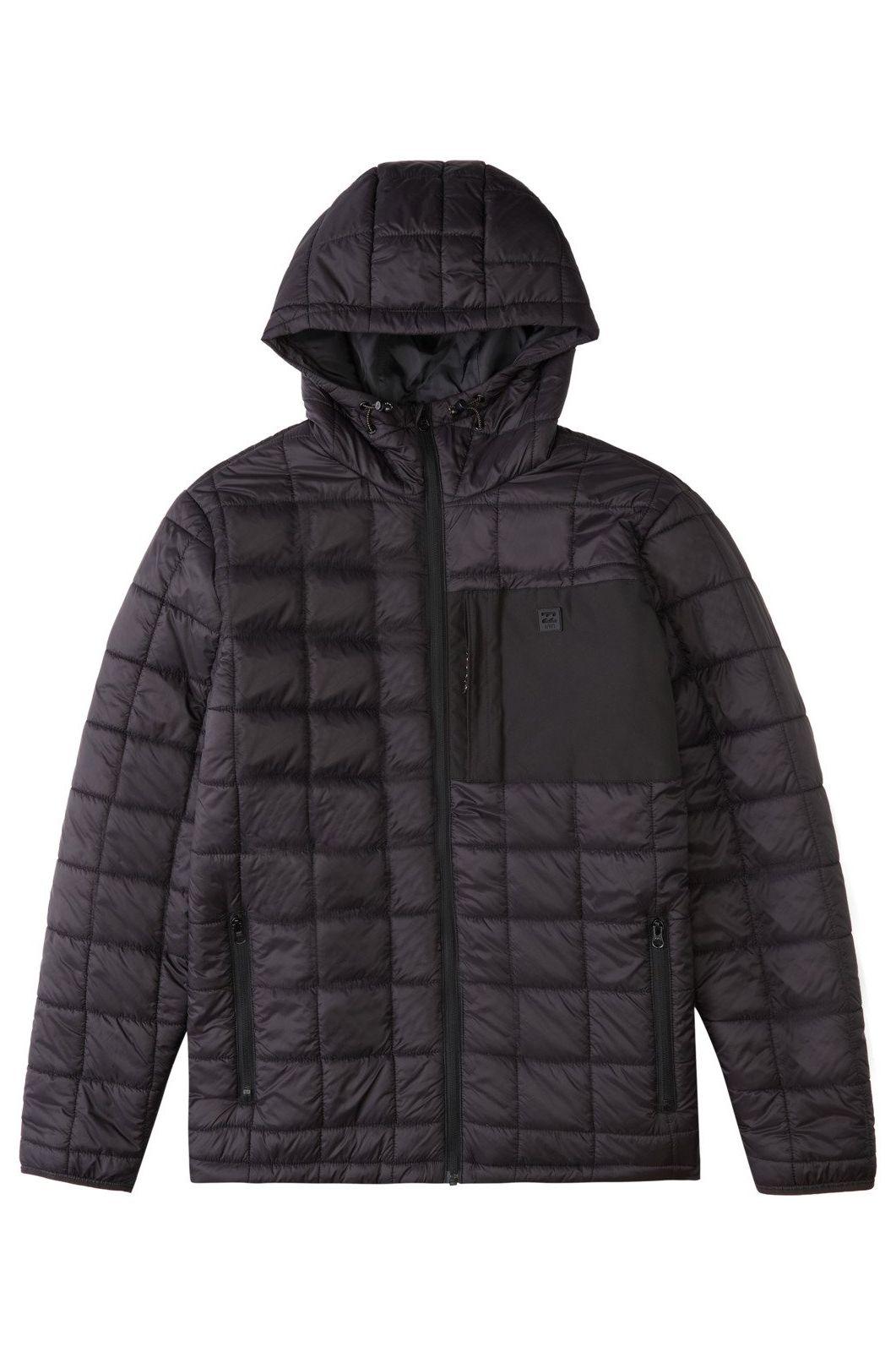 Billabong Jacket JOURNEY PUFFER JACKE ADVENTURE DIVISION Black