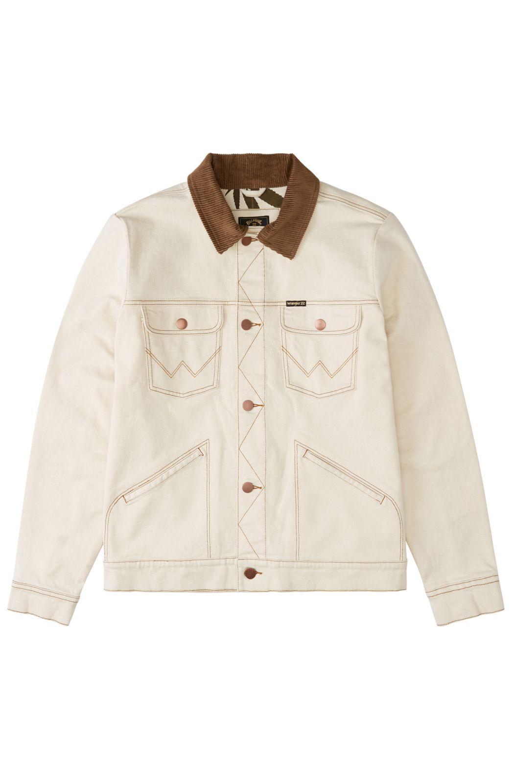 Billabong Jacket TEAM RANCH JACKET WRANGLER. Natural