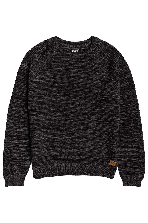 Billabong Sweater BROKE SWEATER Dark Grey Heath