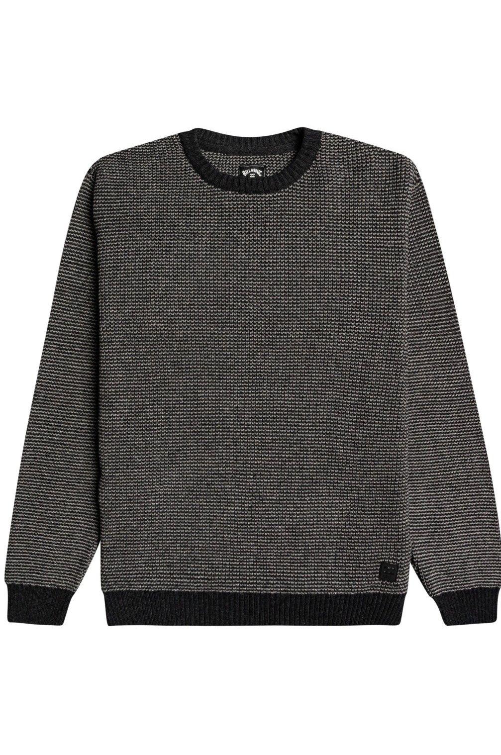Billabong Sweater SEMI SALTED SWEATER ADVENTURE DIVISION Dark Grey Heath