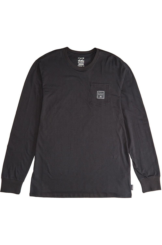 L-Sleeve Billabong STACKED Black