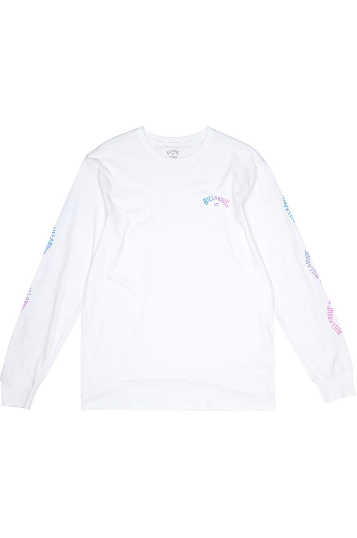 Billabong L-Sleeve ARCH White