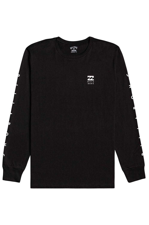 L-Sleeve Billabong UNITY LS Black