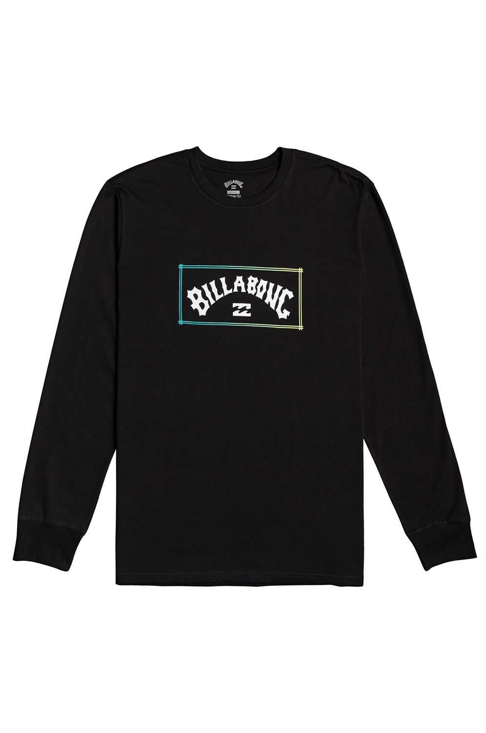 L-Sleeve Billabong ARCH LS Black